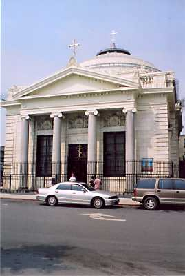 Церква Святої Трійці у Брукліні