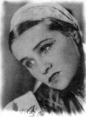 Іванна Синенька-Іваницька. Берлін. Кін. 1930-х – поч. 1940-х рр.