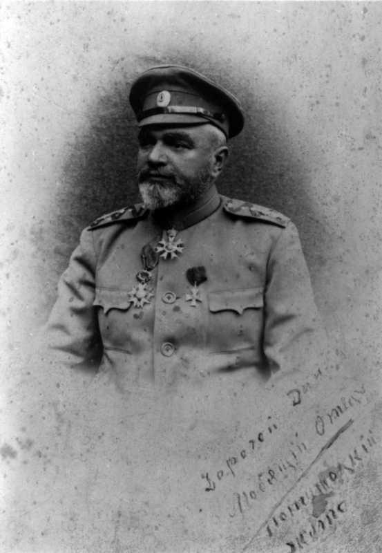 Павло Платонович Потоцький