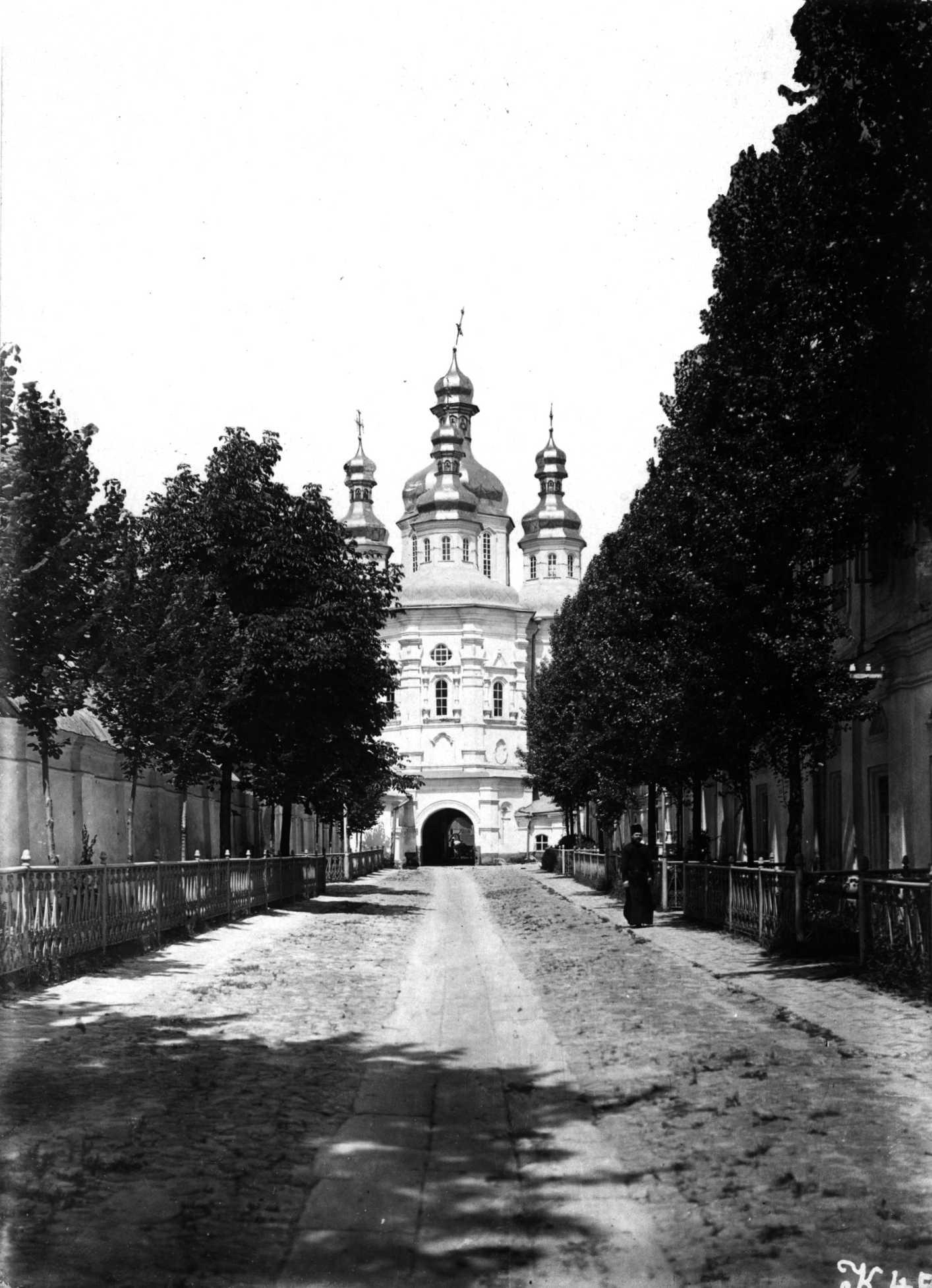 Церква Всіх святих Києво-Печерської…